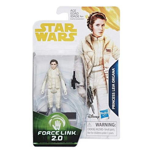 Star Wars Force Link 2.0 Princess Leia Organa Figure